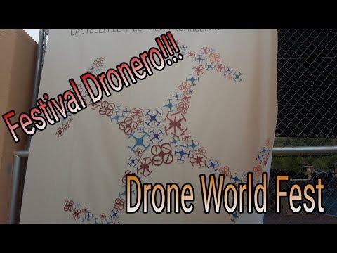 Festival dronero!!! Dron World Fest😱👌