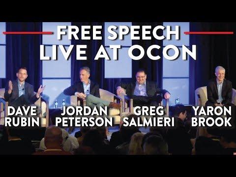 LIVE from OCON: Jordan Peterson, Dave Rubin, Yaron Brook, Greg Salmieri