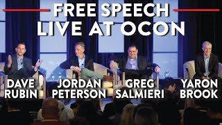 LIVE from OCON: Jordan Peterson, Dave Rubin, Yaron Brook, Greg Salmieri