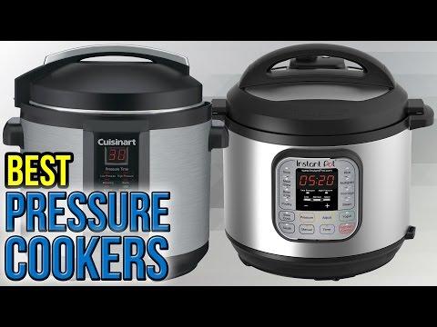 10 Best Pressure Cookers 2017