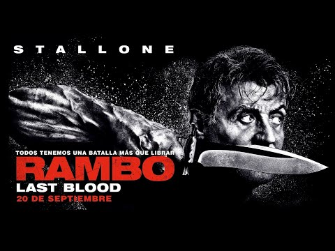 Rambo: Last Blood - Teaser Oficial Subtitulado al Español