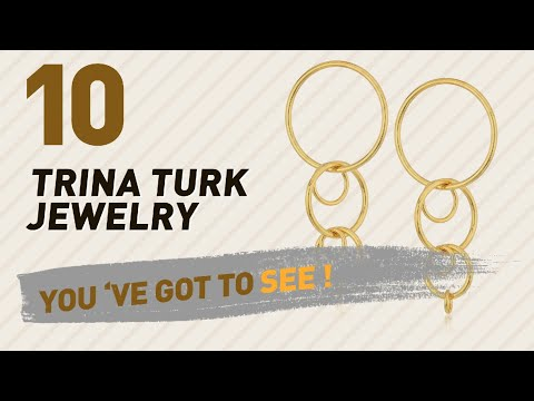 Trina Turk Jewlery Design Collection // New & Popular 2017