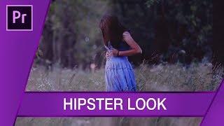 Jak uzyskać Hipster Look? ▪ Adobe Premiere #54 | Poradnik ▪ Tutorial