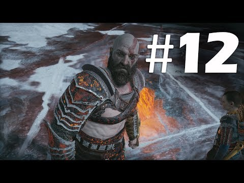 God of War (2018) Gameplay Walkthrough Part 12 - Thamur - PS4 Pro 4K