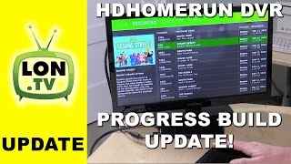 HDHomeRun DVR January, 2016 Update - Beta Windows Client Running on a Kangaroo Mini PC