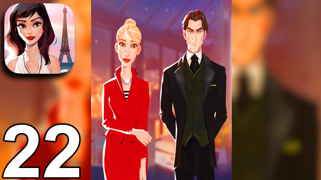 city of love paris episode 9 gameplay walkthrough part 22 ios android youtube. Black Bedroom Furniture Sets. Home Design Ideas
