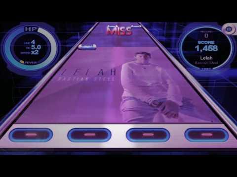 Bastian steel- lelah (cober beat mp3 game)