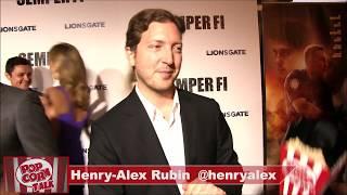 "Director Henry-Alex's Friendships Inspire Characters | ""SEMPER FI"" LA Screening"