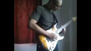 Peste Noire - Spleen (guitar cover)