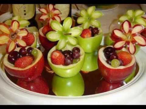 DIY Food Decorations For Kids Birthday Party YouTube