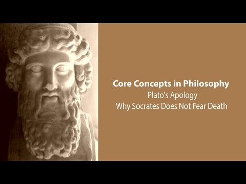 an analysis of platos defense of socrates
