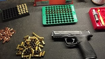Reloading  40 Smith & Wesson