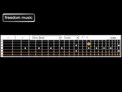 Avenged Sevenfold Shepherd of Fire Guitar Lesson Tutorial with tabs ...