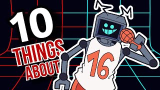 10 Things About Hex! (Friday Night Funkin' Mod Facts)