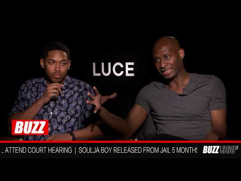 'LUCE' Julius Onah (Director) And Kelvin Harrison