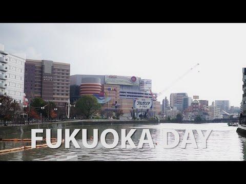 FUKUOKA DAY [Sony a6500 handheld movie]