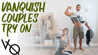 Vanquish Fitness Couples Try On