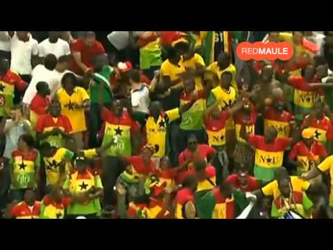 Ghana 4 - 3 Chile cuartos de final Mundial de Turquía 2013