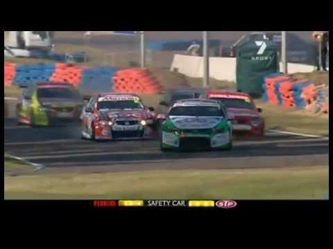 V8 Supercars 2011 Crashes part 1
