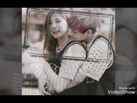 Bts Taehyung and Twice tzuyu (Taetzu) taetzu love