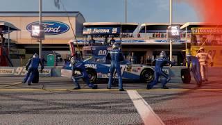 Awesome Car Race - NASCAR 14 - 2017 edition