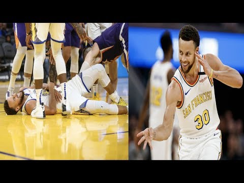 NBA 'I'm Back' MOMENTS