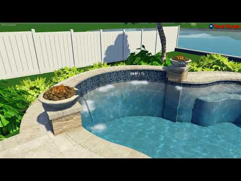 Pool Studio 48D Swimming Pool Design Software YouTube Stunning 3D Swimming Pool Design Software