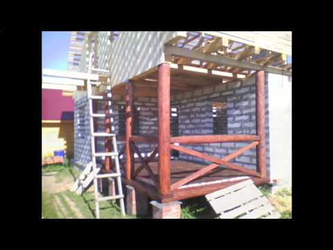 видео: Как построить дом _ своими руками