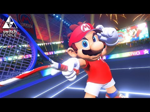 Download Youtube: Mario Tennis Aces Coming To Switch! - Nintendo Direct Gameplay