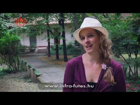 Infrafűtés tapasztalat, Infrafűtés vélemény - Tokyo Solar - Marsi Laura, Budapest