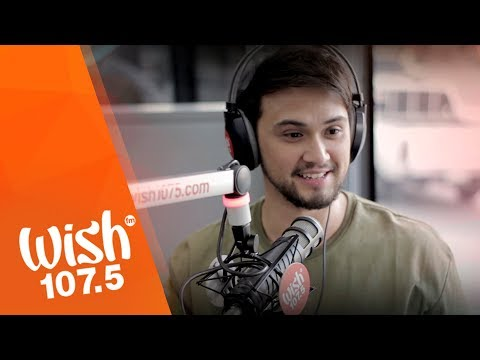 """Billy Crawford sings """"Future"""" LIVE on Wish 107.5 Bus"""