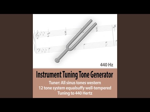 sinus tone pitch D3 - 146.832 Hz - third guitar string d - small d