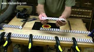 Making Wood Inlay Banding, Part 2 Of 2