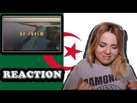 Soolking - Mi Amigo [Clip Officiel]  REACTION 