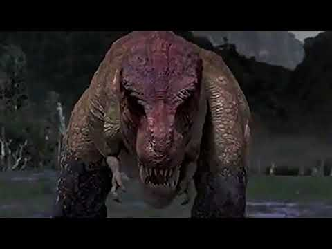 """The Dinosaur King"" Sneak Preview"