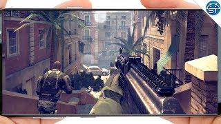 Top Juegos SHOOTER (Sin Internet) con Mejores Graficos para Android | SaicoTech
