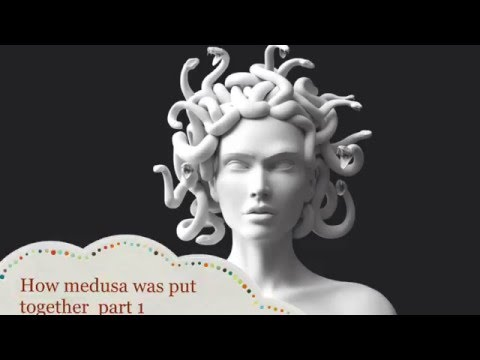 Medusa Cosplay Diy Part
