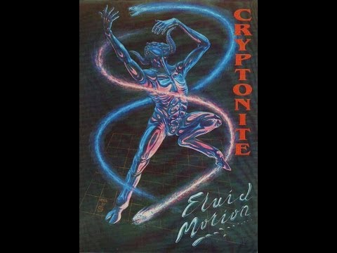 Cryptonite - Fluid Motion 8th November 1991 Mildenhall Speedway Stadium
