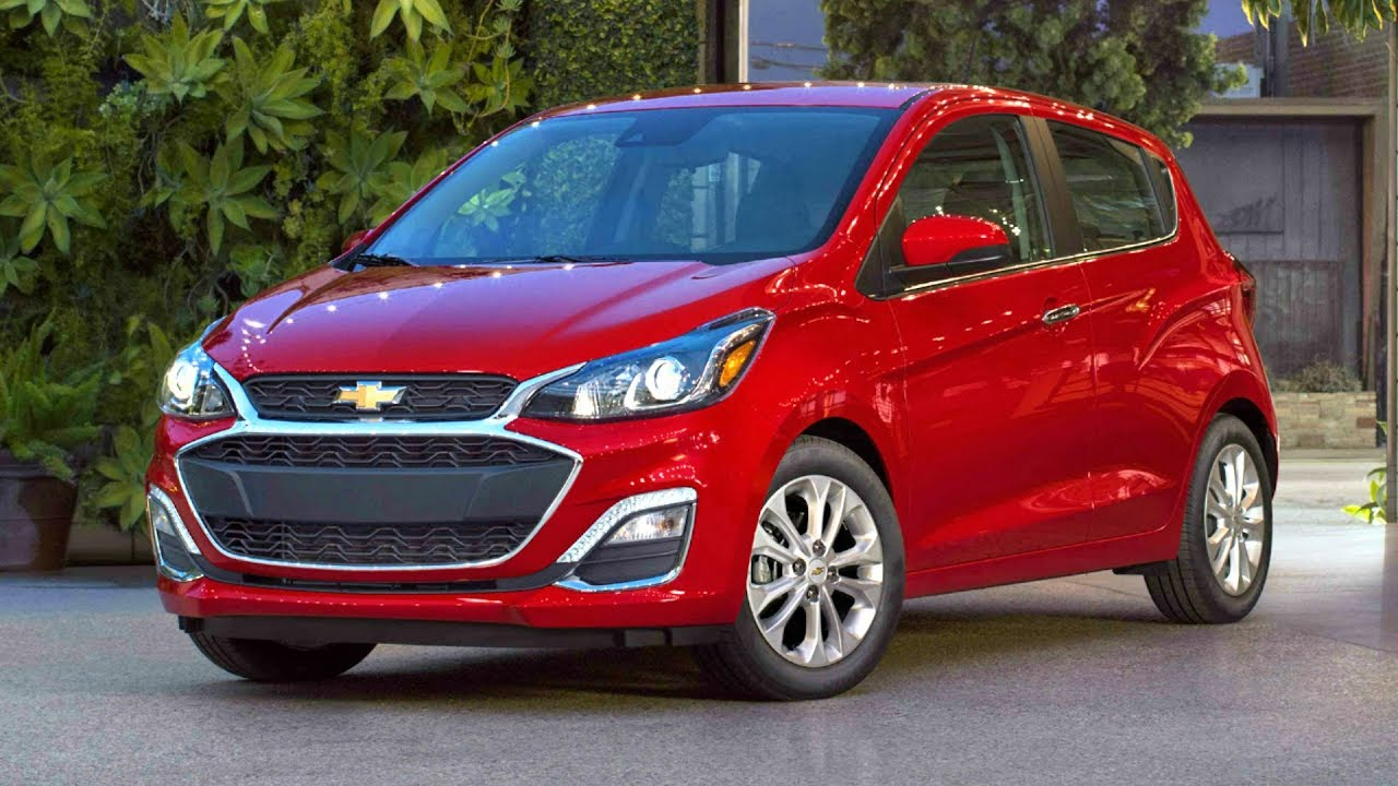 2019 Chevrolet Spark - New Design - YouTube