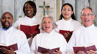 Singers Banned at Church Services in California