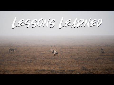 A Self-Guided Alaska Moose & Caribou Hunt | LESSONS LEARNED