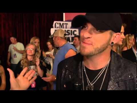 Brantley Gilbert Interview CMT Music Awards
