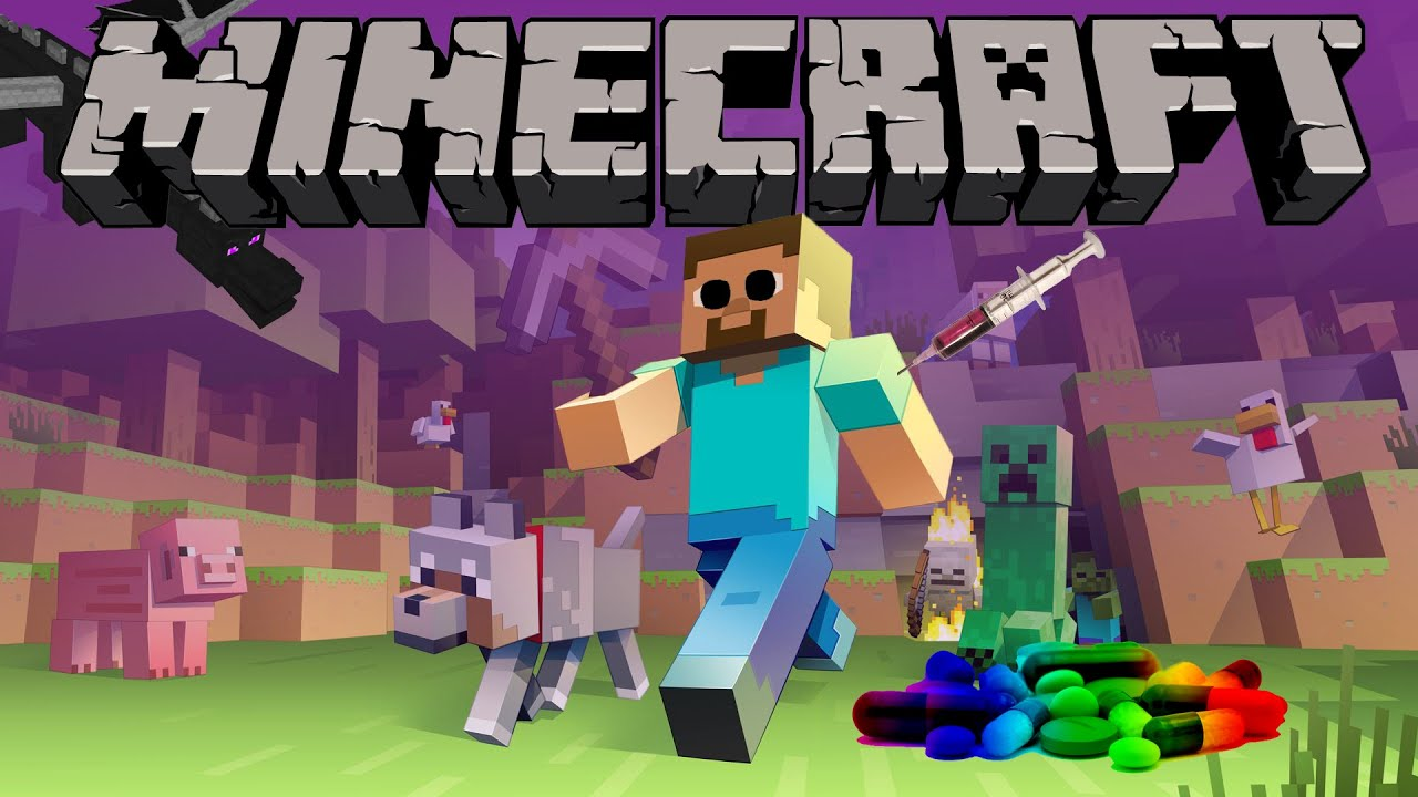 Minecraft Games And Gamers : Minecraft secret story game theory youtube