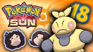 Pokemon Sun: Little Sack of Marshmallows - PART 18 - Game Grumps