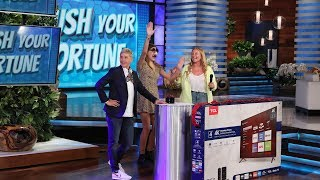 Audience Members Win Big with 'Push Your Fortune'!