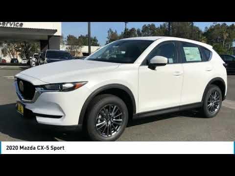 Mazda For Sale >> 2020 Mazda Cx 5 Sport For Sale In Corona Ca M3605