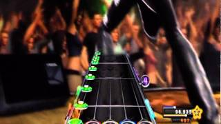 Guitar Hero Warriors Of Rock-Dethklok Bloodlines Expert Guitar FC 100%
