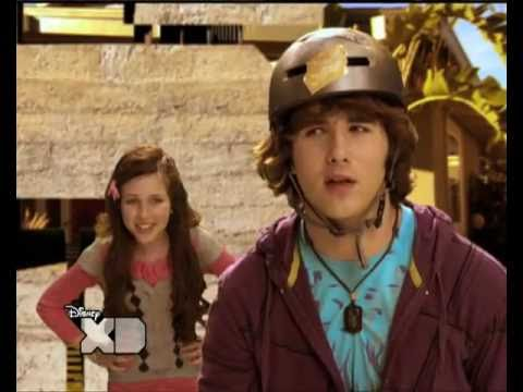 Zeke and Luther promo in Italian on Disney XD Italy