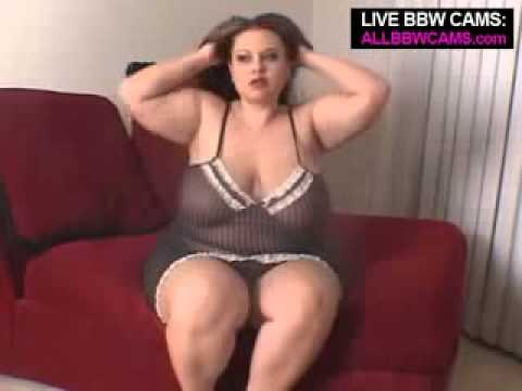 She Is Hot BBW