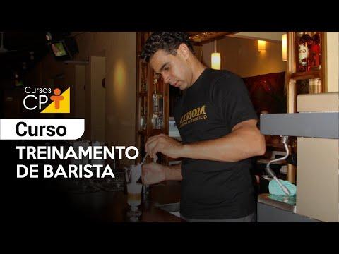 Clique e veja o vídeo Curso Treinamento de Barista